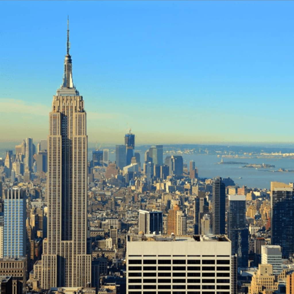 Afbeelding van AG Design Fotobehang New York