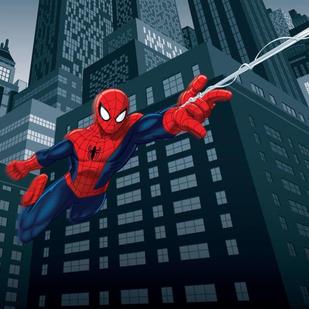 Afbeelding van AG Design Fotobehang Spiderman FTD2208
