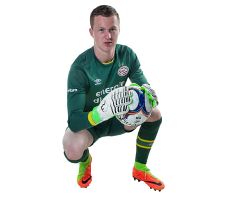 Pure2Improve RWLK Gants de gardien de but Protection Plus 8,5 P2I990051[6/6]
