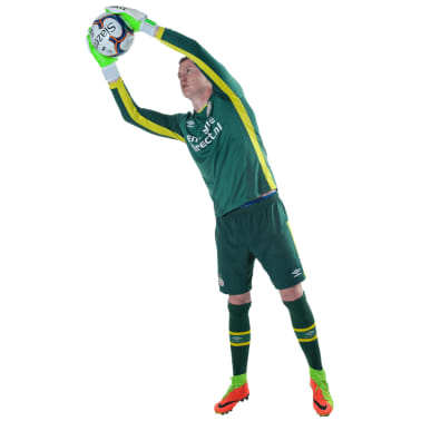Pure2Improve Guantes de portero RWLK Protection Plus 9 P2I990052[5/6]