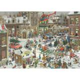 Puzzle 1000 pièces - Jan Van Haasteren : Noël