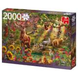 Premium Collection Magic Forest at Sunset 2000 stuk(s)