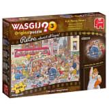 Jumbo legpuzzel Wasgij Retro Original 3 Werk aan de Weg! 1000 stukjes