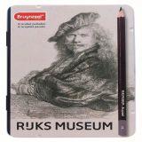 Bruynzeel grafietpotloden Grote Meesters: 12 stuks