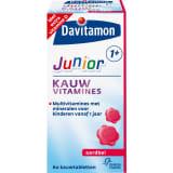 Davitamon Junior 2+ Kauwtabletten - Aardbei 60 stuks