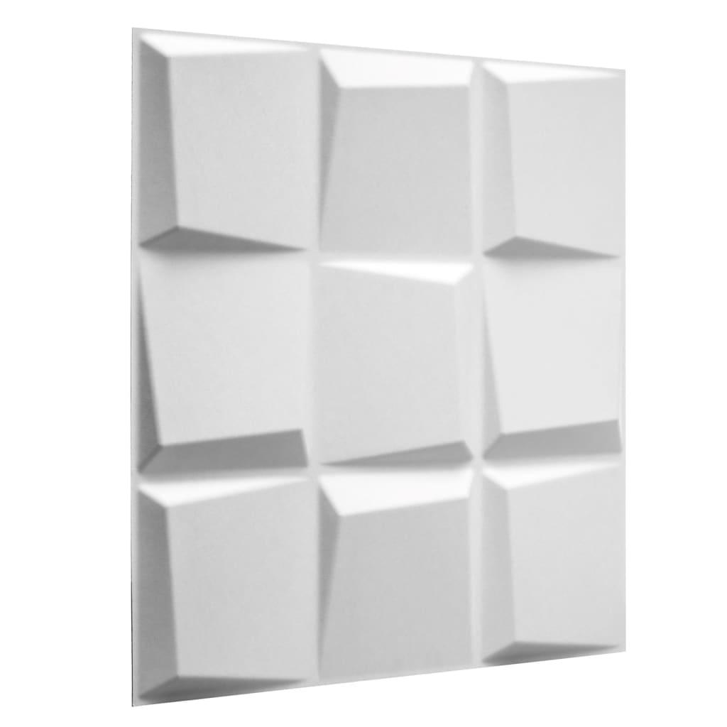 WallArt 3D-seinapaneelid Oberon, 12 tk, GA-WA21