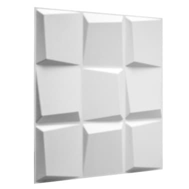 WallArt Lambriu 3D Oberon 12 buc. GA-WA21[1/9]