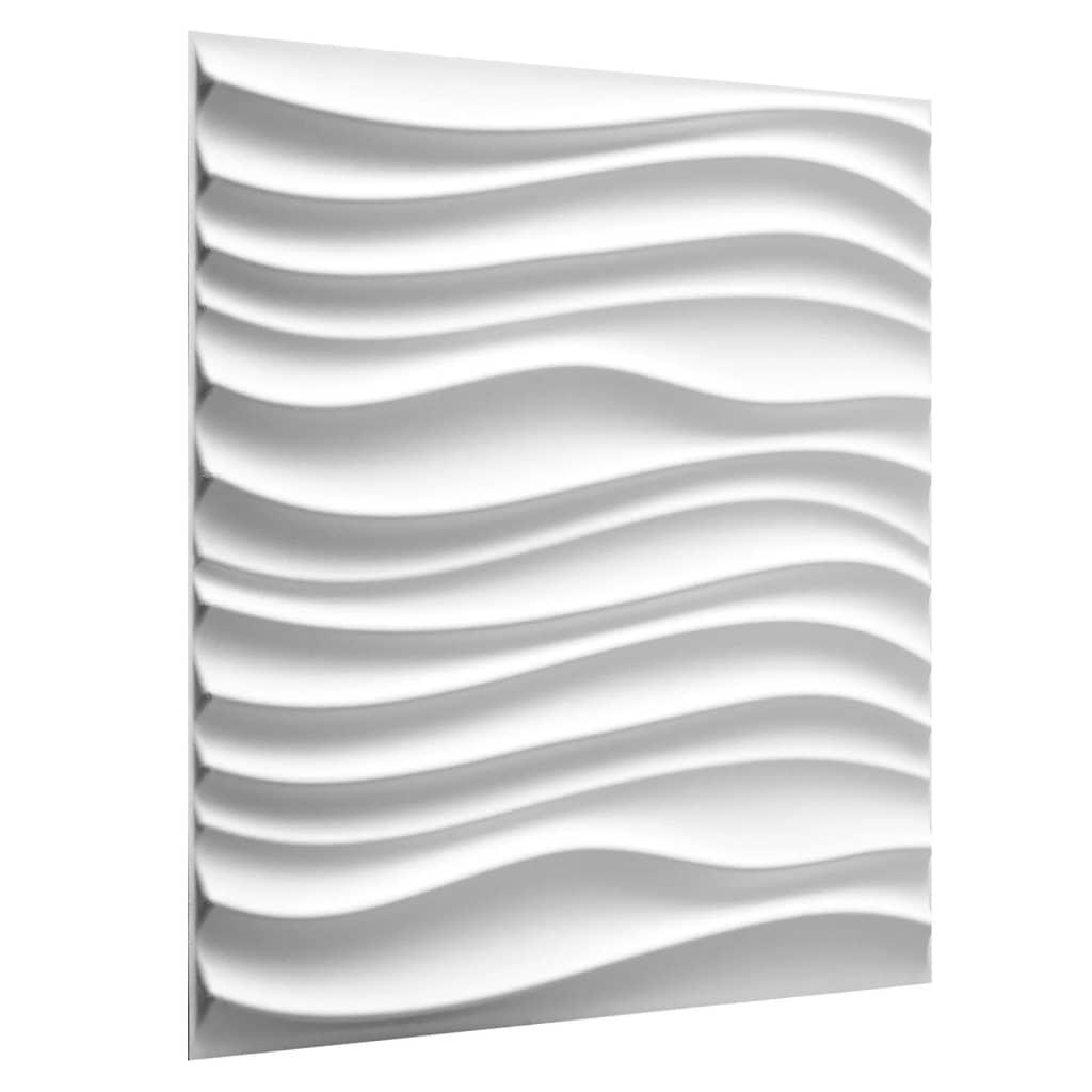 WallArt 3D seinapaneelid Maxwell 12 tk, GA-WA22