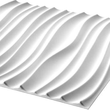 acheter wallart panneaux muraux 3d maxwell 12 pcs ga wa22. Black Bedroom Furniture Sets. Home Design Ideas
