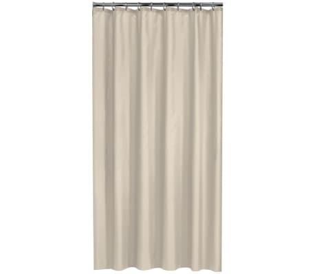 Sealskin douchegordijn Granada 180 cm beige 217001360[2/3]