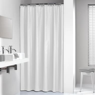 Sealskin Shower Curtain Madeira 180 Cm White 2385013103 3