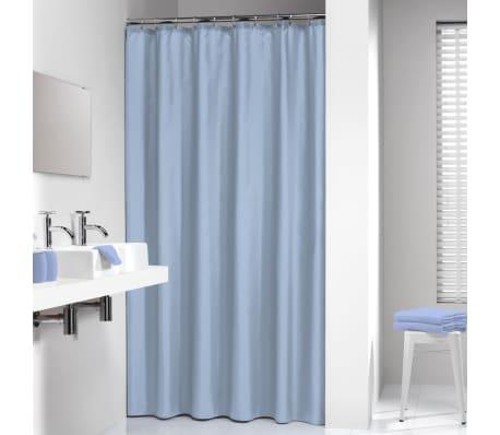 acheter rideau de douche madeira de sealskin 180 cm bleu p trole 238501320 pas cher. Black Bedroom Furniture Sets. Home Design Ideas