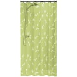 Sealskin Shower Curtain Amy 180 cm Lime 210701337