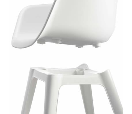 Allibert Chaises d'extérieur Akola 2 pcs Blanc