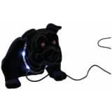 All Ride Knikkende hond -12 en 24 volt - 6x multicolour led - bulldog
