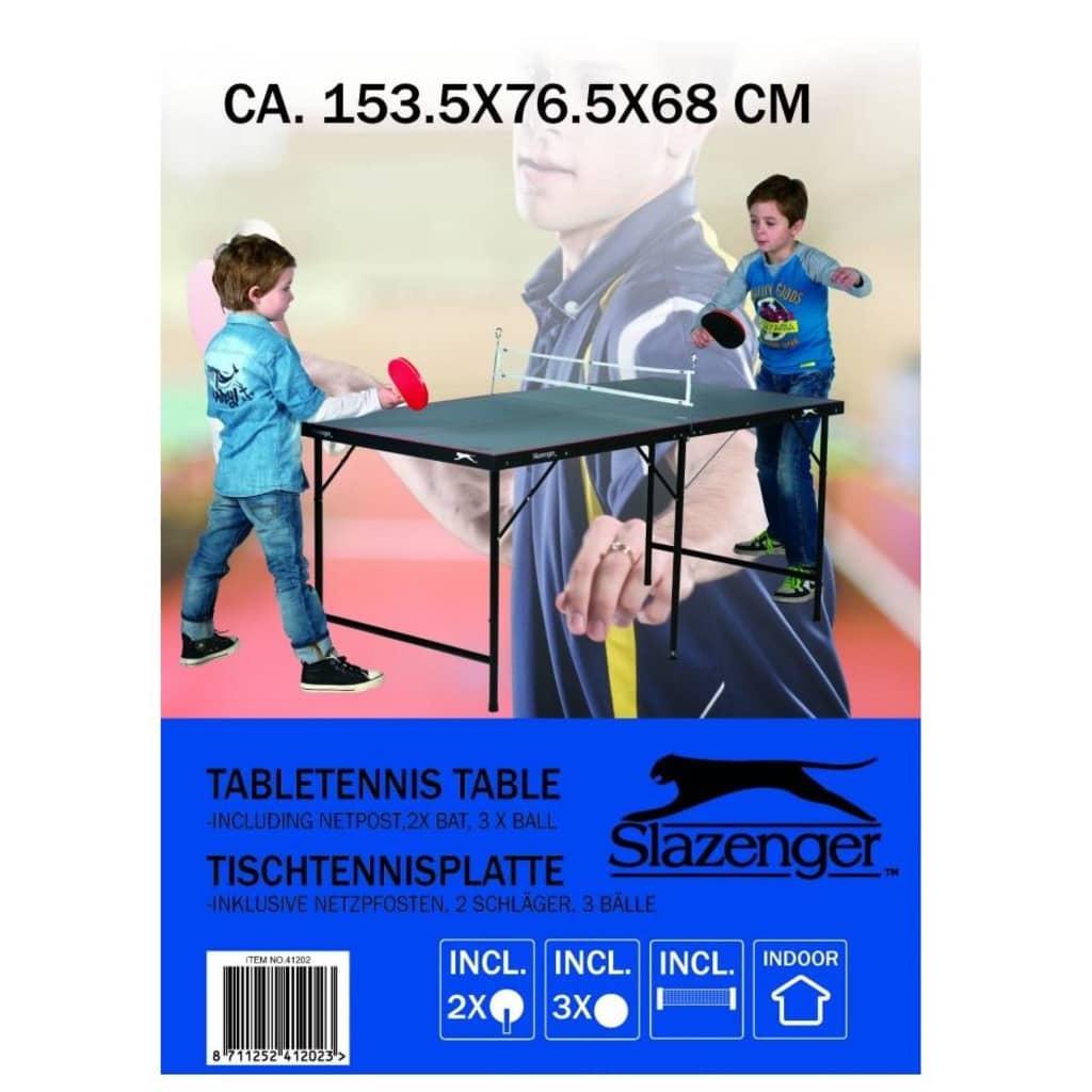 Slazenger Tafeltennistafel - 68x76,5x15,35 cm