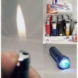 Tändare med ficklampa