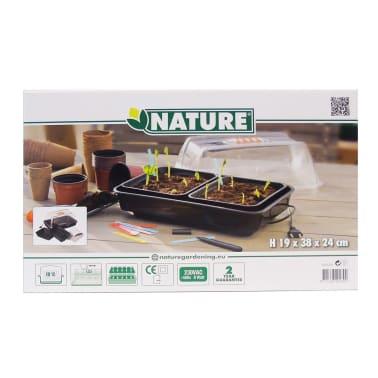 Nature Propagateur avec élément de chauffage 38x24x19 cm[6/6]