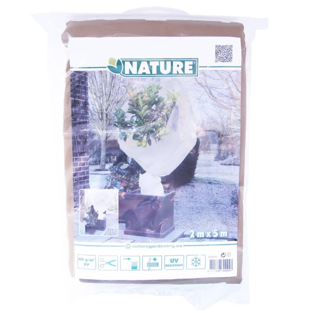 Afbeelding van Nature winterafdekvlies beige 2 x 5 m 6030094