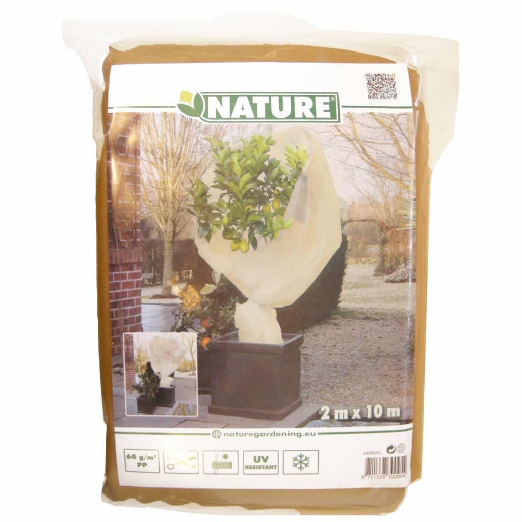Afbeelding van Nature winterafdekvlies beige 2 x 10 m 6030095