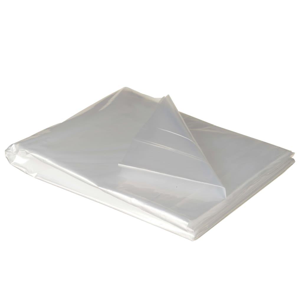 Nature Folie pentru acoperirea tomatelor, 1500 x 50 cm vidaxl.ro