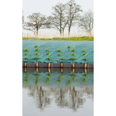 Nature Plėvelė nuo piktžolių, iš audinio, 4,2x5 m, žalia, 6030308[3/4]