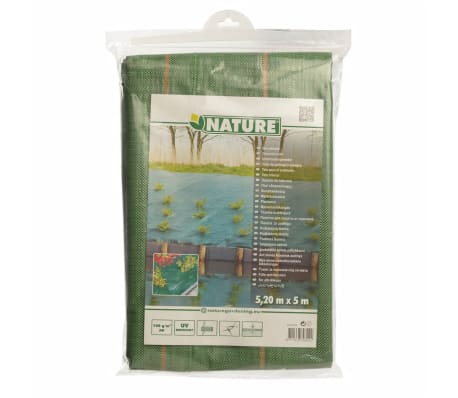 Nature Tkanina proti plevelu 5,2x5 m zelena 6030309[4/4]