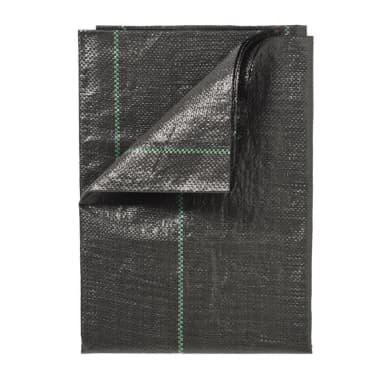 Nature Plėvelė nuo piktžolių, audinys, 1x25m, juoda, 6030320[1/3]