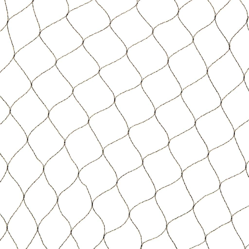 Nature Δίχτυ Απώθησης Πτηνών Primo Μαύρο 10 x 4 μ. 6030406