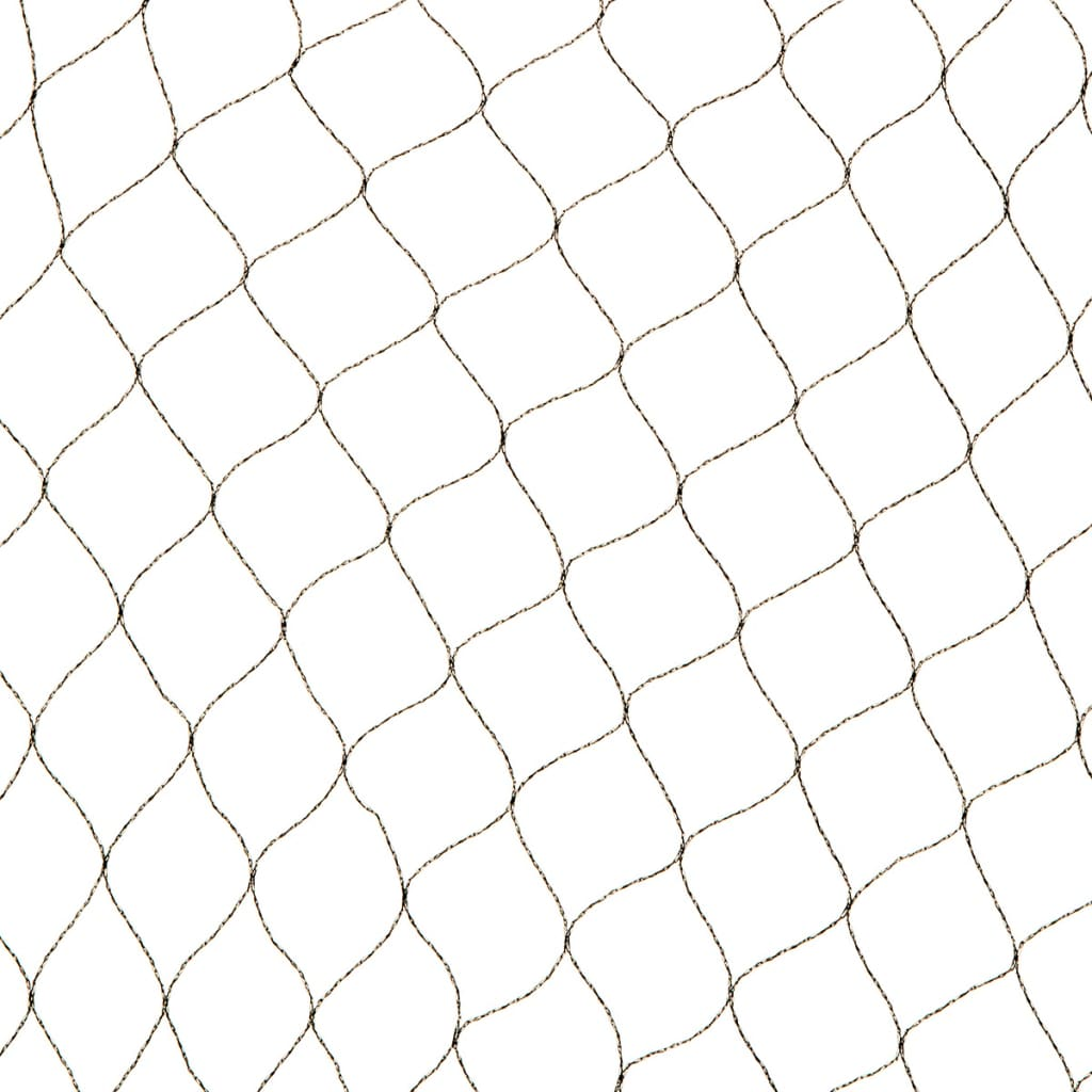 Nature Δίχτυ Απώθησης Πτηνών Primo Μαύρο 10 x 10 μ. 6030407