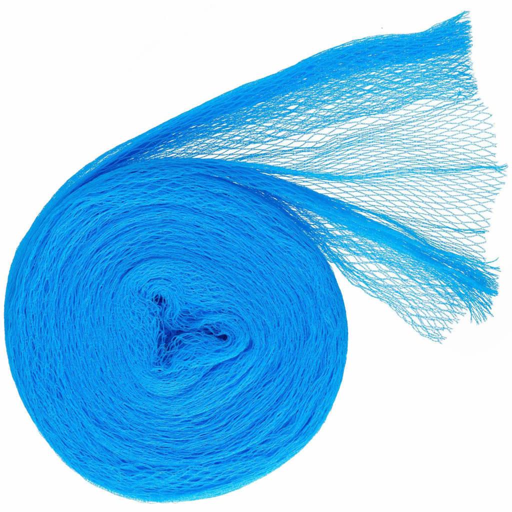 Nature Plasă anti-păsări Nano, 5 x 4 m, albastru vidaxl.ro