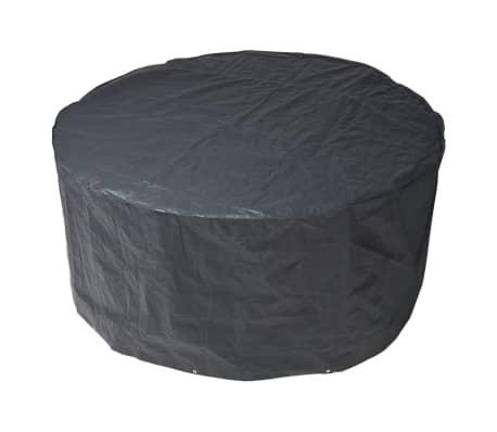 Nature Hagemøbeltrekk for runde bord 205x205x90 cm
