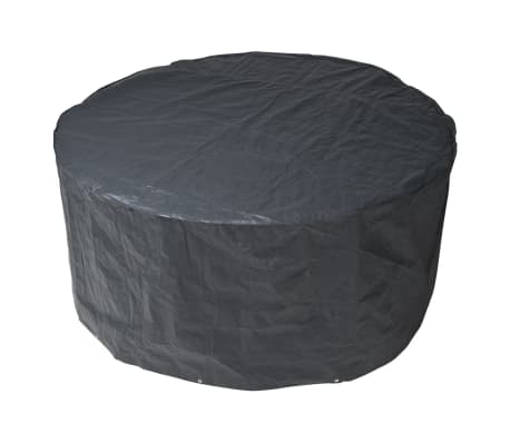 Nature Sodo baldų uždangalas 90 x 325 cm PE tamsiai pilkas, 6030601[1/3]