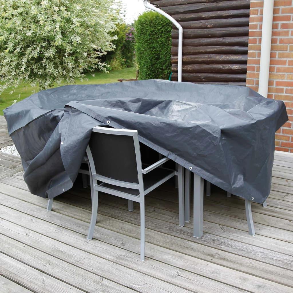Överdrag för rektangulärt trädgårdsbord 170x130x70 cm