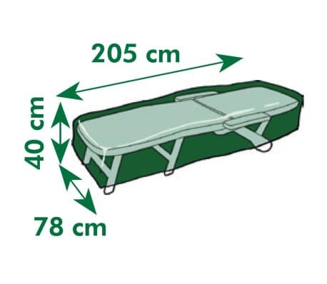 Nature saulės gulto uždangalas, PE 205x78x40 cm, 6030607[3/4]