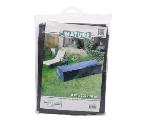 Nature saulės gulto uždangalas, PE 205x78x40 cm, 6030607[4/4]