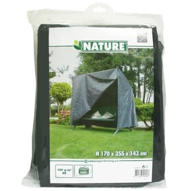 Nature Sūpynių užvalkalas, 255x143x170cm, pilkas, PE, 6030608[3/4]