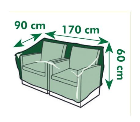Nature Sodo baldų uždangalas gultams, 170x90x60cm[4/4]