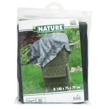Nature Sukraunamų sodo kėdžių uždangalas, PE, 140x75x70 cm[3/4]