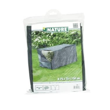 Nature Uždangalas sodo pagalvėlėms, PE 150x75x75 cm 6031607[3/4]