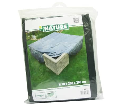 Nature Sodo baldų uždangalas, 200x200x70cm[3/4]