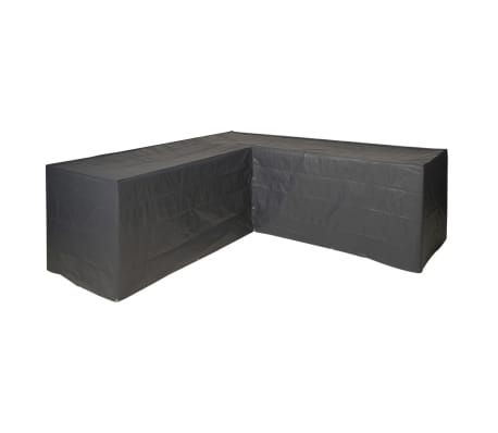 Nature sodo baldų uždangalas, L formos, PE, 250x90x90 cm[1/4]