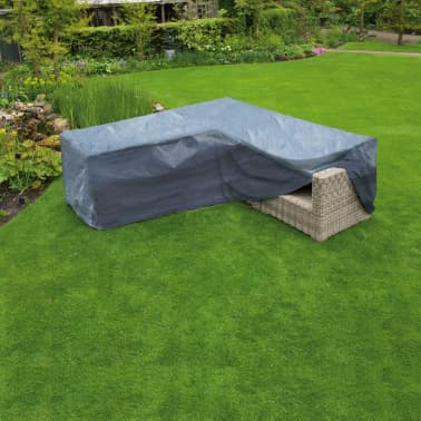 Nature sodo baldų uždangalas, L formos, PE, 250x90x90 cm[2/4]