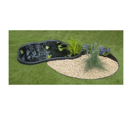Nature obrzeża trawnikowe 500x9 cm czarne 6040607[3/11]