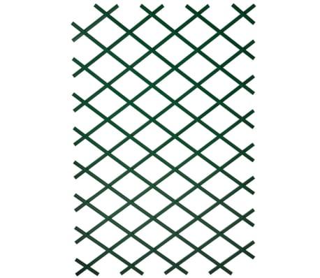 Nature Tuinlatwerk 50x150 cm PVC groen 6040702[1/4]