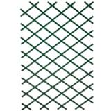 Nature Zahradní treláž 100 x 200 cm, PVC, zelená 6040704