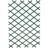 Nature Rankgitter Kunststoff Grün 100 x 300 cm 6040706