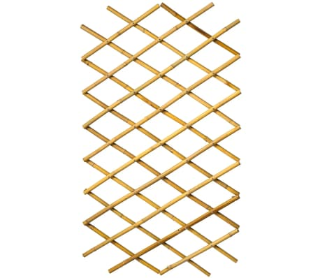 Nature Treliça de jardim 45x180 cm bambu 6040720