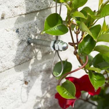 acheter nature ensemble de treillis m tallique pour plantes grimpantes 6040760 pas cher. Black Bedroom Furniture Sets. Home Design Ideas
