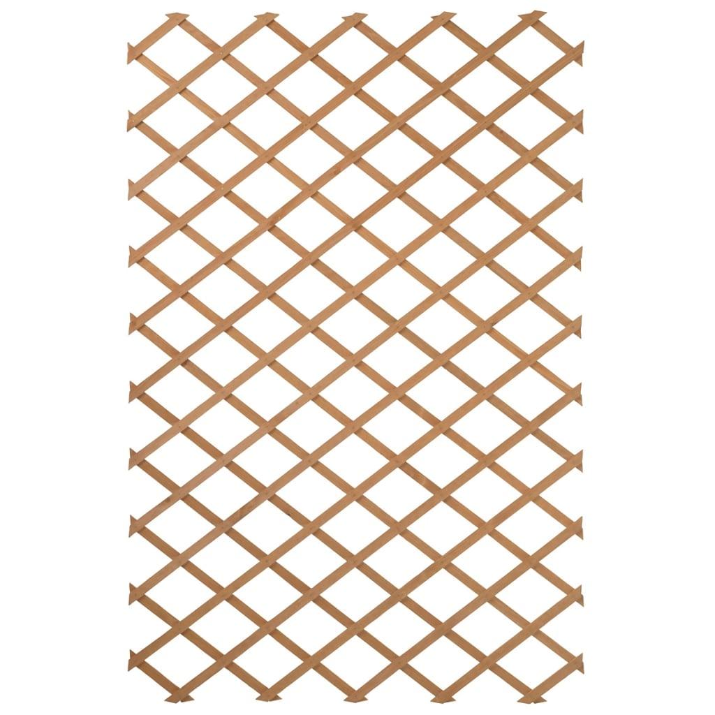 Nature Gartenspalier FSC-Holz Natur 50 x 150 cm 6041701